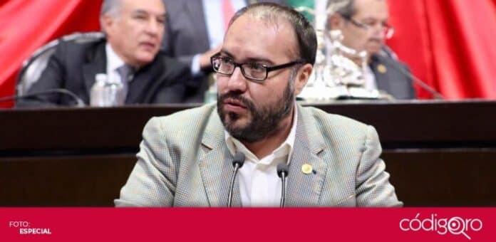 La Sección Instructora de la Cámara de Diputados aprobó el desafuero de Mauricio Toledo. Foto: Especial