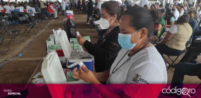 Pese a la vacunación contra COVID-19, la tercera ola de la pandemia está en franco crecimiento. Foto: Especial