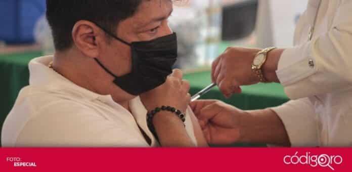 Comenzará la vacunación contra COVID-19 para personas mayores de 18 años en la Ciudad de México, Foto: Especial