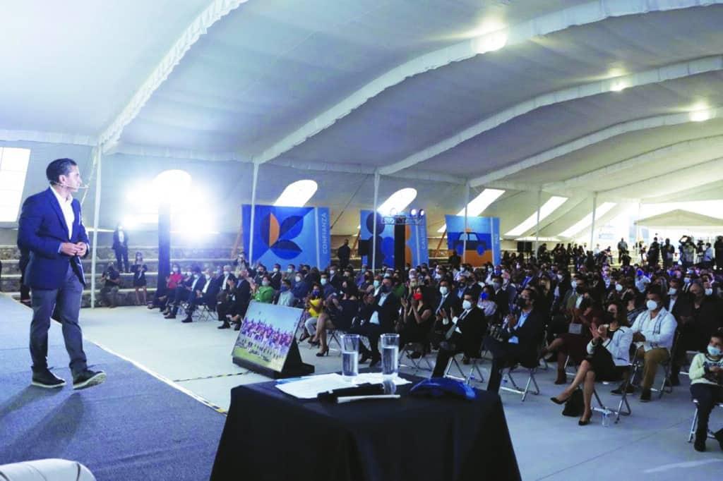 Vienen tiempos de esperanza para Corregidora: Sosa