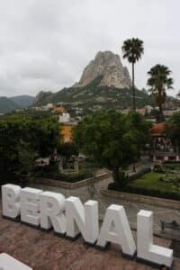 Pueblo Mágico de Bernal estrena letras monumentales