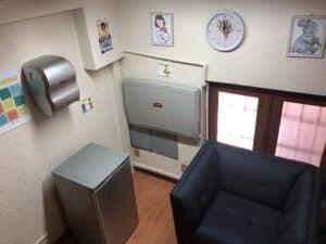 Oficina de la Gubernatura habilita su sala de lactancia