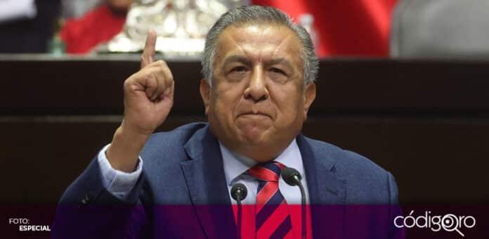 La Cámara de Diputados aprobó el desafuero de Benjamín Saúl Huerta Corona. Foto: Especial