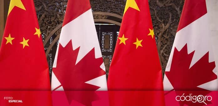 Crece el deterioro de las relaciones diplomáticas entre China y Canadá. Foto: Especial