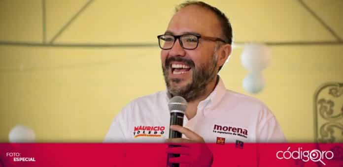 La Cámara de Diputados aprobó el desafuero del diputado federal del PT, Mauricio Toledo. Foto: Especial