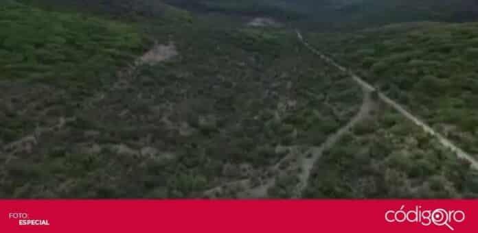 Tierra Noble Juriquilla no cuenta con los permisos para comercializar en el ejido El Zapote. Foto: Especial