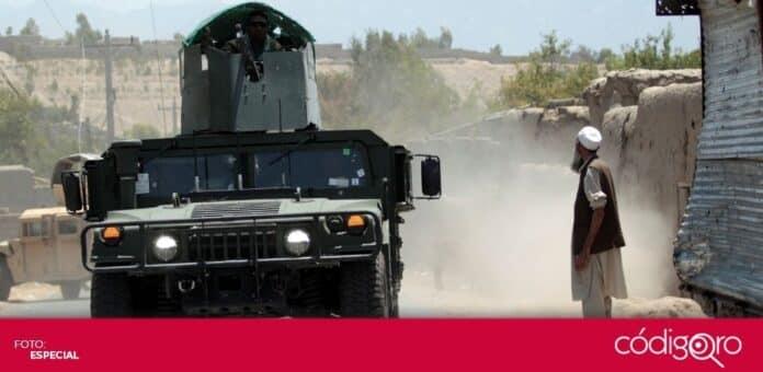 El Talibán avanza sobre Afganistán tras la retirada de las tropas de Estados Unidos. Foto: Especial