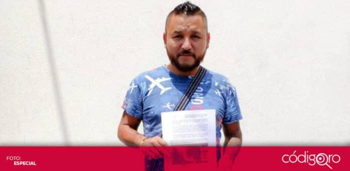 El diputado local de San Luis Potosí, Pedro César Carrizales Becerra
