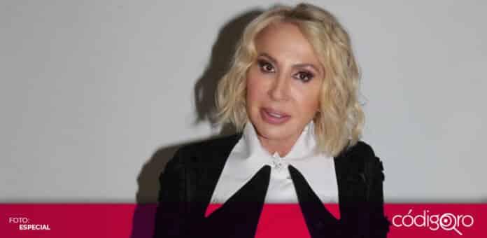 Laura Bozzo fue vinculada a proceso penal por el delito de defraudación fiscal. Foto: Especial