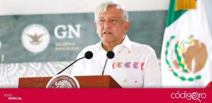 El presidente de México, Andrés Manuel López Obrador, conversará por teléfono con la vicepresidenta de Estados Unidos, Kamala Harris. Foto: Especial