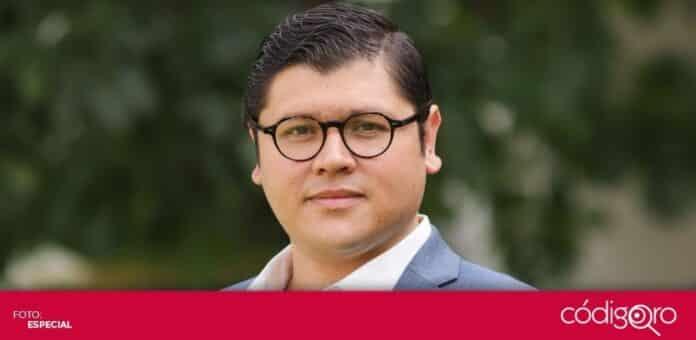El gobernador electo Mauricio Kuri González nombró a David Sánchez Padilla como futuro titular del IQT. Foto: Especial