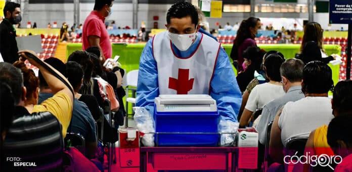 México está al borde de los 3 millones de casos acumulados de COVID-19. Foto: Especial