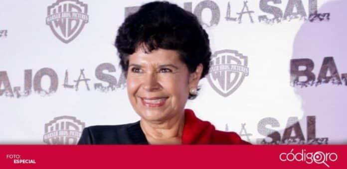 La actriz y comediante Isabel Martínez