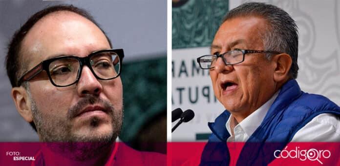 Los diputados federales Saúl Huerta y Mauricio Toledo fueron desaforados. Foto: Especial