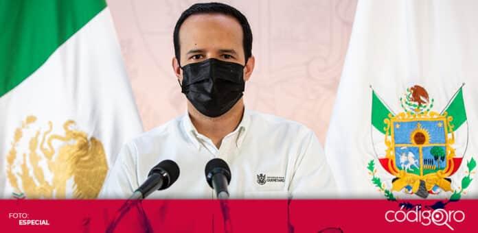 El vocero organizacional, Rafael López González, indicó que el regreso a clases presenciales no ha implicado un aumento de casos de COVID-19. Foto: Especial