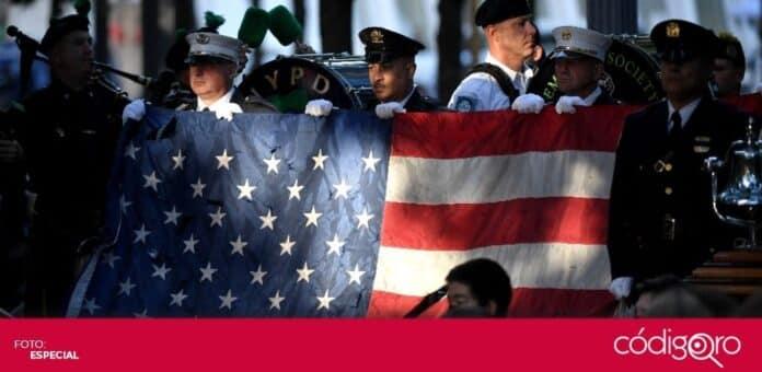 Se cumplen 20 años de los atentados terroristas del 11 de septiembre de 2001. Foto: Especial