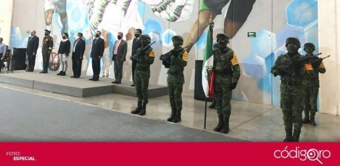 Conmemoran los 200 años de la Consumación de la Independencia de México. Foto: Especial