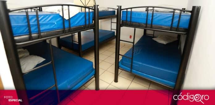 La afluencia en el albergue Yimpathí se ha mantenido constante entre 70 y 80 personas diarias. Foto: Especial