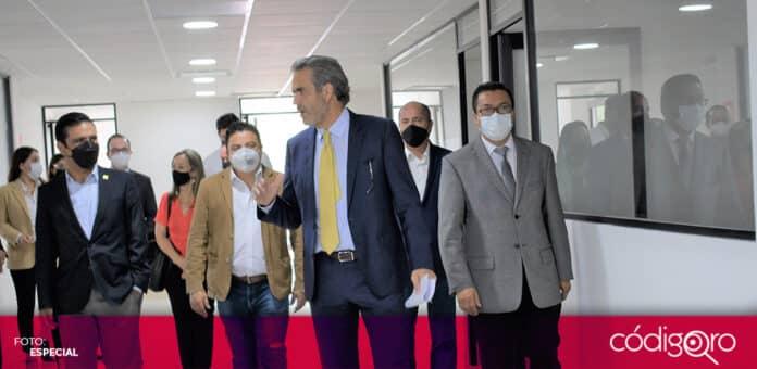 El Centro de Conciliación Laboral del Estado de Querétaro comenzará a funcionar a partir del 1 de octubre. Foto: Especial