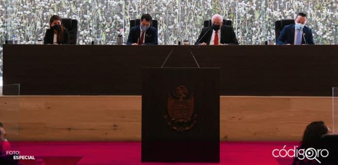 El Congreso del Estado de Querétaro aprobó el reconocimiento legal del matrimonio igualitario. Foto: Especial