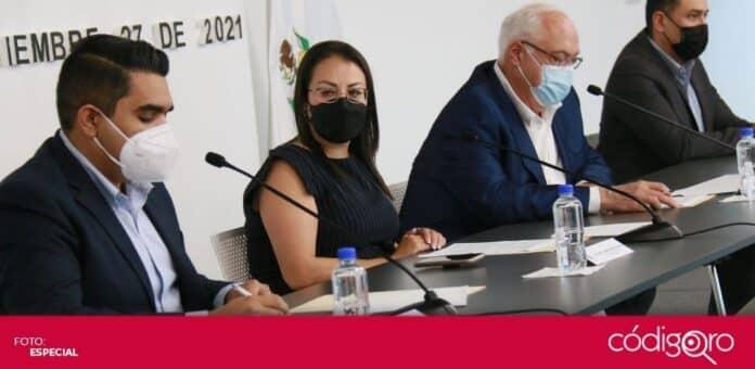 Se realizo la entrega-recepción entre la 59 y la 60 Legislatura del estado de Querétaro. Foto: Especial