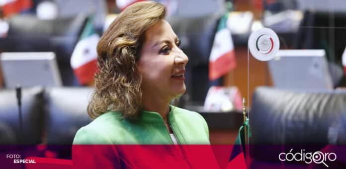 Guadalupe Murguía Gutiérrez será la próxima secretaria de Gobierno del estado de Querétaro. Foto: Especial