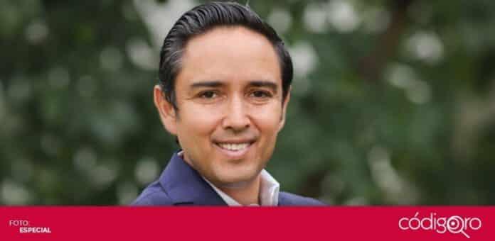 El gobernador electo Mauricio Kuri González anunció que Luis Antonio Rangel Méndez será secretario de Planeación y Participación Ciudadana. Foto: Especial