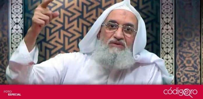 Ayman Al-Zawahiri, líder de Al-Qaeda, reapareció en el vigésimo aniversario de los ataques terroristas del 11 de septiembre de 2001. Foto: Especial