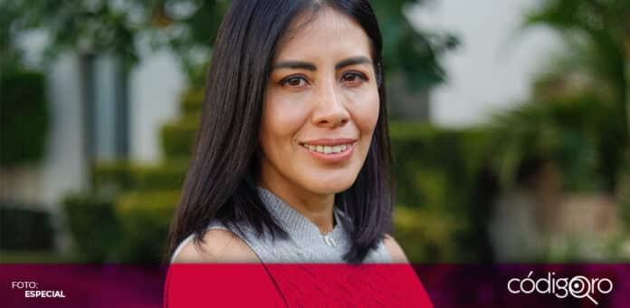 El gobernador electo Mauricio Kuri González nombró a Liliana San Martín Castillo como secretaria del Trabajo. Foto: Especial