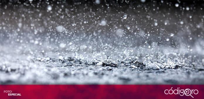 La lluvia afectó 3 viviendas en la delegación municipal Santa Rosa Jáuregui. Foto: Especial