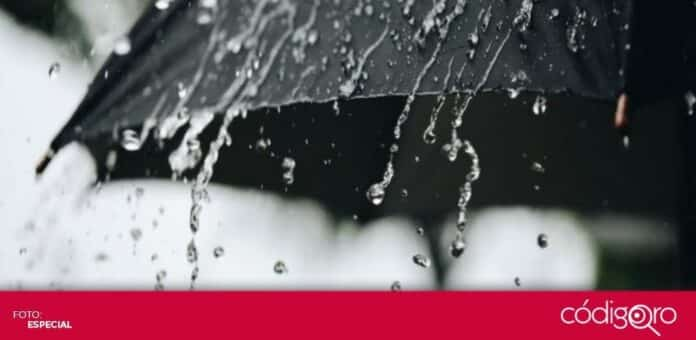 Durante esta semana, se presentarán lluvias de moderadas a puntualmente fuertes, Foto: Especial