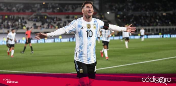 Lionel Messi es el máximo goleador histórico a nivel de selecciones sudamericanas. Foto: Especial