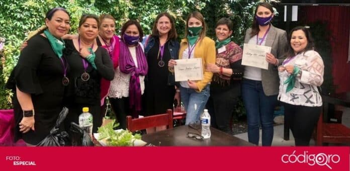 La ciudad de Querétaro fue sede del Primer Encuentro Nacional de Mujeres Políticas Queretanas. Foto: Especial
