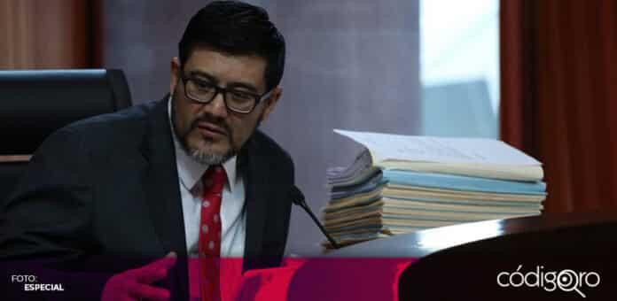 El magistrado Reyes Rodríguez Mondragón fue elegido como nuevo presidente del TEPJF. Foto: Especial