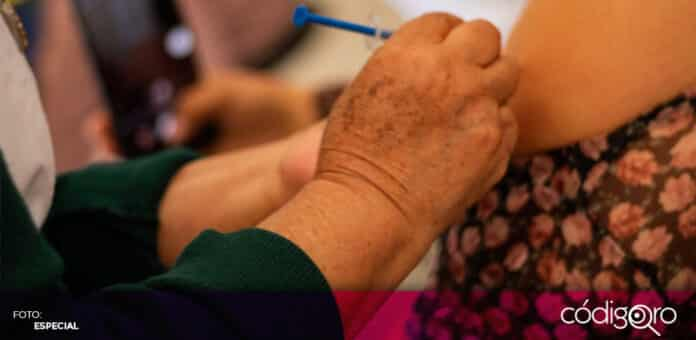 En el estado de Querétaro, 91% de la población ya ha recibido por lo menos una dosis de la vacuna contra COVID-19. Foto: Especial