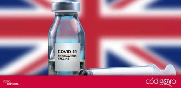 El Gobierno de Reino Unido no exigirá comprobante de vacunación contra COVID-19. Foto: Especial