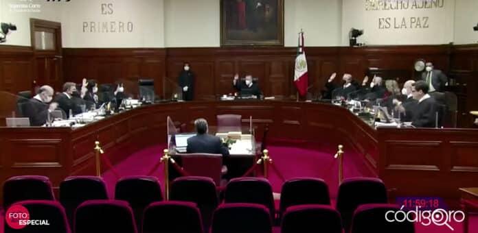 La SCJN declaró inconstitucional la protección de la vida desde el momento de la concepción. Foto: Especial