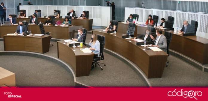 Diputados locales de Querétaro aprobaron la creación de la Secretaría de Planeación y Participación Ciudadana. Foto. Especial