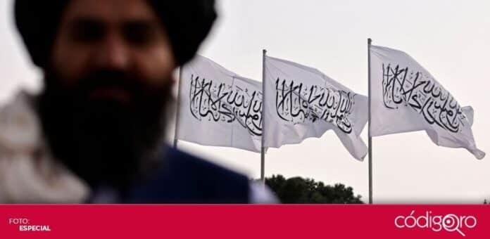 A 20 años de los ataques terroristas del 11 de septiembre de 2001, la bandera blanca del Talibán vuelve a ondear en Afganistán. Foto: Especial
