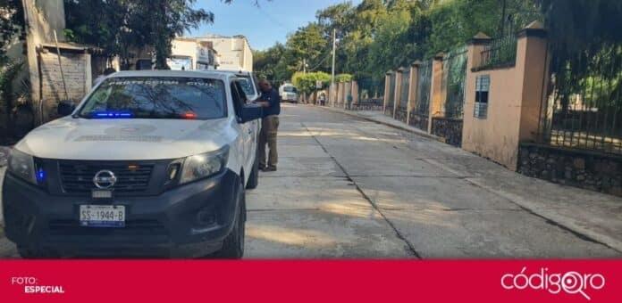 Fueron reabiertas las calles y avenidas del Centro Histórico de Tequisquiapan tras las inundaciones. Foto: Especial
