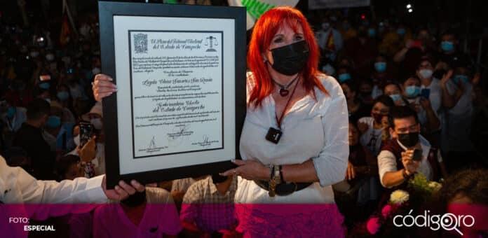 La Sala Superior del TEPJF avaló la victoria de Layda Sansores en la gubernatura de Campeche. Foto: Especial