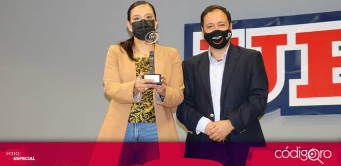 La UPQ fue acreditada como Organismo Promotor de Responsabilidad Social Empresarial. Foto: Especial