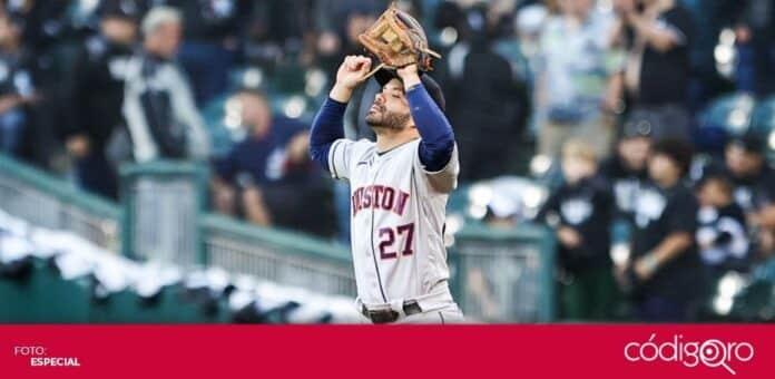 Los Astros de Houston enfrentarán a los Red Sox de Boston en la Serie de Campeonato de la Liga Americana. Foto: Especial