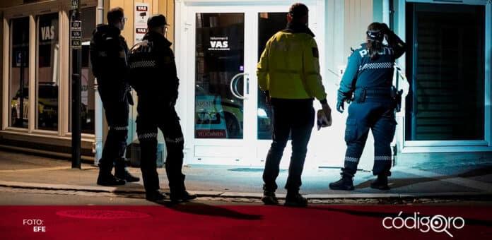 En Noruega, un ataque con arco y flechas dejó por lo menos 5 personas muertas y 2 heridas. Foto: Especial