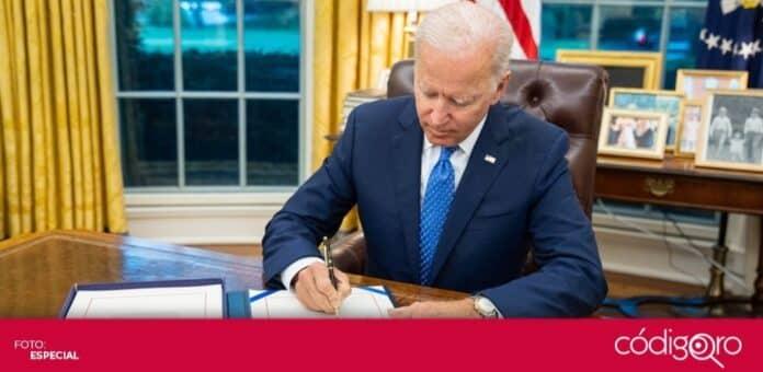 El presidente de Estados Unidos, Joe Biden, se comprometió a aumentar la inversión en México y América Central. Foto: Especial