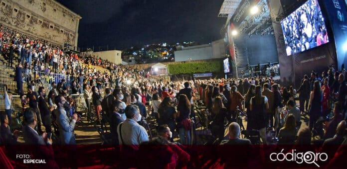 La ciudad de Guanajuato es sede de la 49ª edición del Festival Internacional Cervantino. Foto: Especial