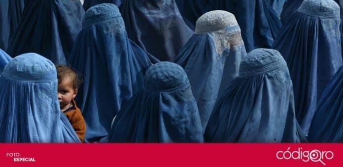 México exigió que los talibanes respeten los derechos de las mujeres y las niñas. Foto: Especial