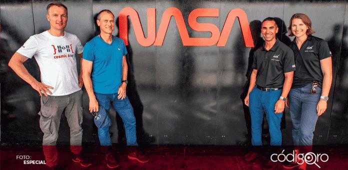 La NASA y SpaceX preparan una tercera misión comercial tripulada, los involucrados en el viaje espacial permanecerán seis meses en el laboratorio de microgravedad
