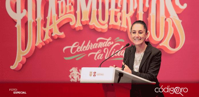 Las calles de la Ciudad de México volverán a llenarse de colores, calaveras y tradición por las festividades relativas al Día de Muertos