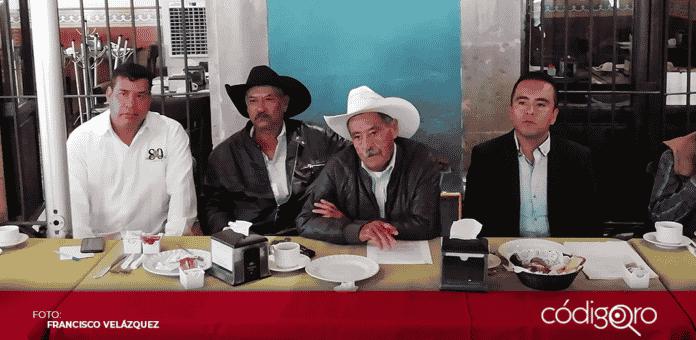 Ante las irregularidades en la oficina del RAN, ejidatarios de Querétaro pidieron la destitución de Isaías Limón Jiménez